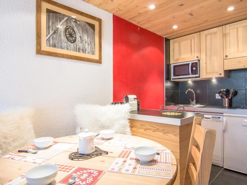 Location au ski Appartement 1 pièces 4 personnes (31) - Les Tommeuses - Tignes