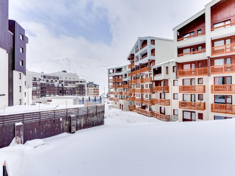 Location au ski Studio 2 personnes (35) - Les Tommeuses - Tignes