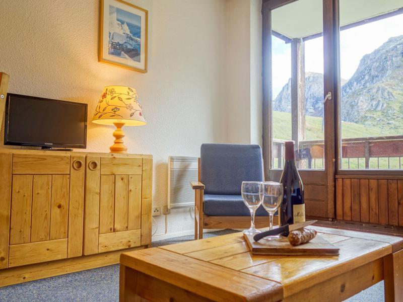 Location au ski Appartement 1 pièces 4 personnes (19) - Les Tommeuses - Tignes - Appartement