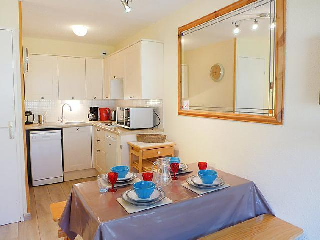 Location au ski Appartement 1 pièces 4 personnes (26) - Les Tommeuses - Tignes - Appartement
