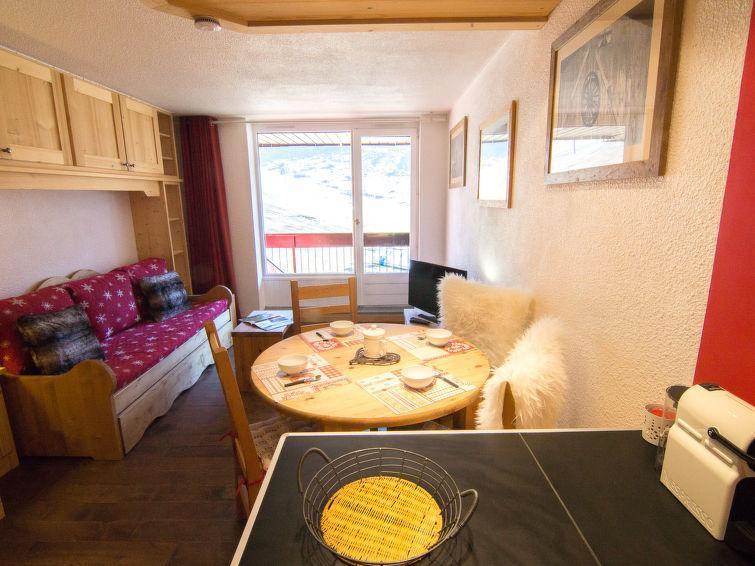 Location au ski Appartement 1 pièces 4 personnes (31) - Les Tommeuses - Tignes - Appartement
