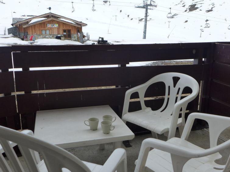 Location au ski Appartement 2 pièces 6 personnes (9) - Les Tommeuses - Tignes - Appartement