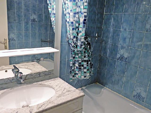 Location au ski Appartement 2 pièces 6 personnes (9) - Les Tommeuses - Tignes - Salle de bains