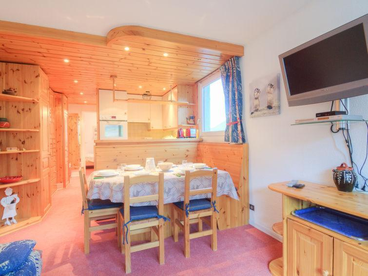 Location au ski Appartement 3 pièces 6 personnes (30) - Les Tommeuses - Tignes - Appartement