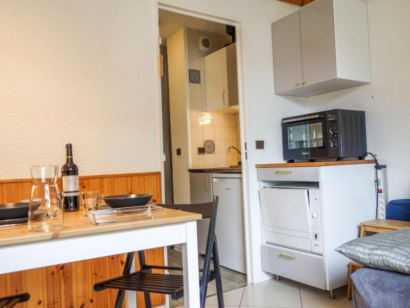 Location au ski Studio 2 personnes (35) - Les Tommeuses - Tignes - Appartement