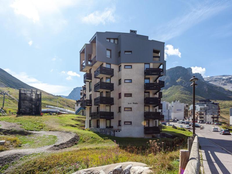Location au ski Appartement 1 pièces 4 personnes (7) - Les Tufs - Tignes