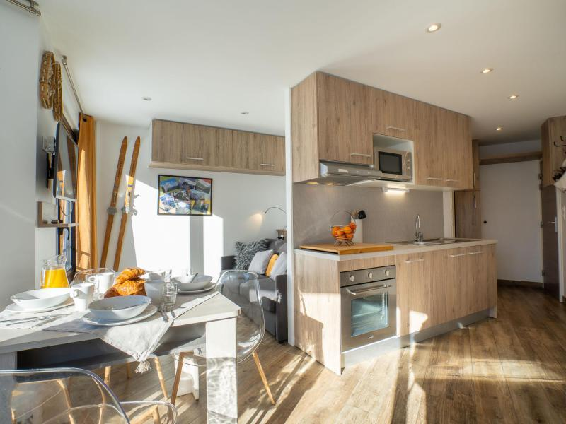 Location au ski Appartement 1 pièces 4 personnes (5) - Les Tufs - Tignes