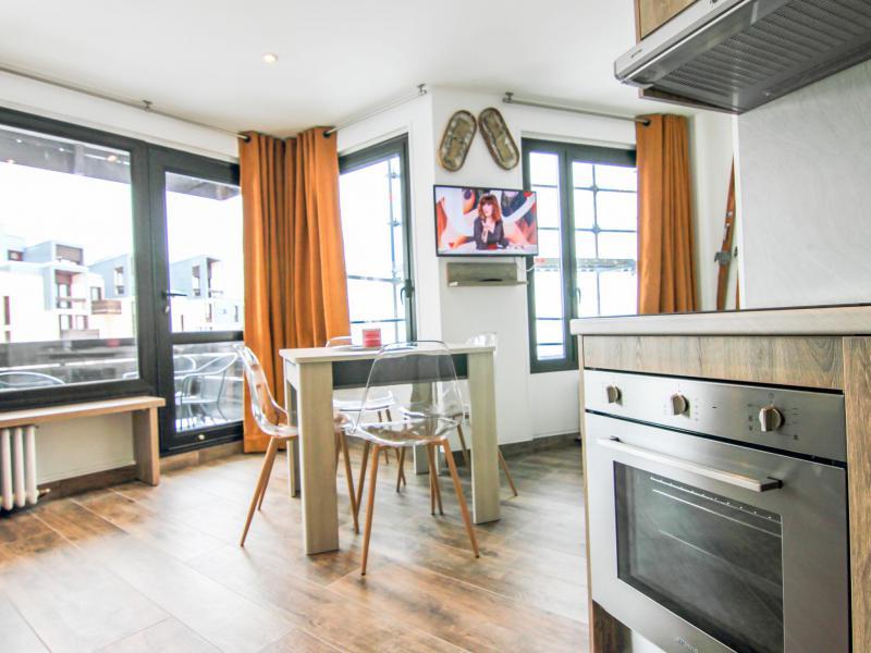 Location au ski Appartement 1 pièces 4 personnes (5) - Les Tufs - Tignes - Appartement