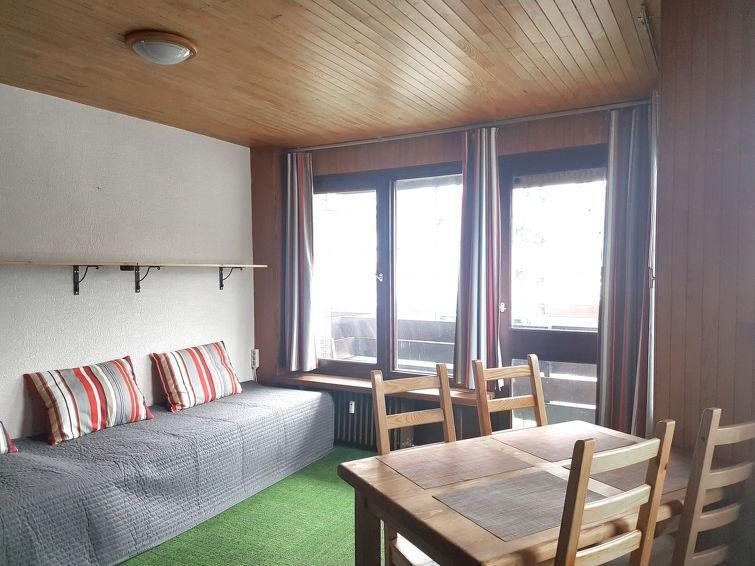 Location au ski Appartement 1 pièces 4 personnes (7) - Les Tufs - Tignes - Appartement