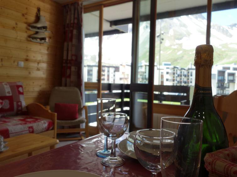 Location au ski Appartement 1 pièces 4 personnes (1) - Neige d'Or - Tignes - Appartement
