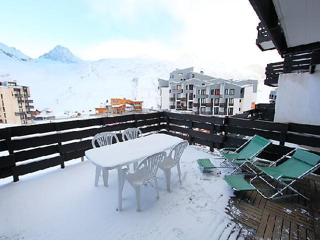 Location au ski Appartement 3 pièces 6 personnes (2) - Neige d'Or - Tignes - Appartement