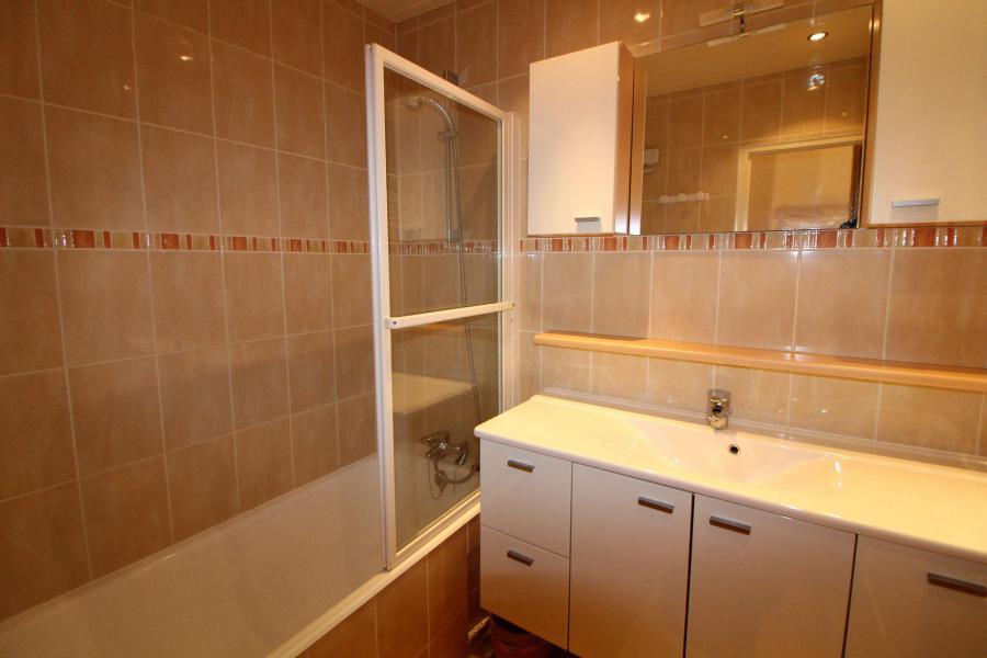 Skiverleih 2-Zimmer-Berghütte für 6 Personen (521CL) - Résidence Bec Rouge - Tignes - Badewanne
