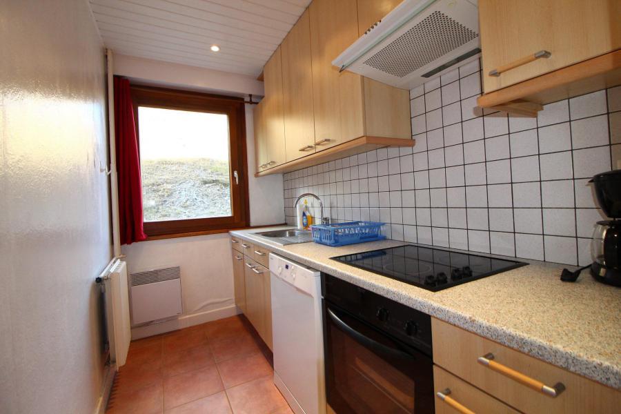 Skiverleih 2-Zimmer-Berghütte für 6 Personen (521CL) - Résidence Bec Rouge - Tignes - Kochnische