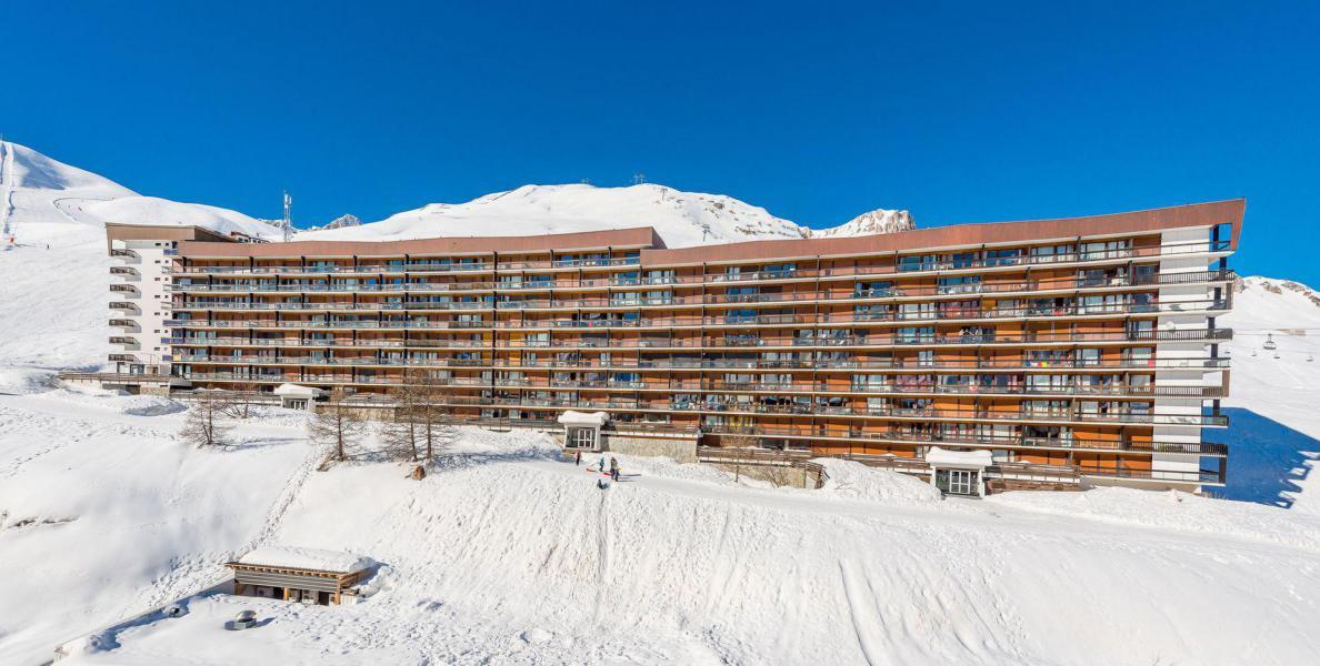 Каникулы в горах Résidence Bec Rouge - Tignes - зимой под открытым небом