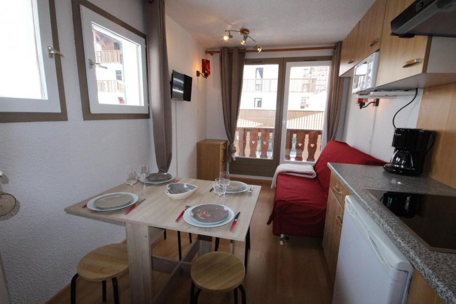 Location au ski Studio coin montagne 4 personnes (20R) - Residence Chalet Club Iii - Tignes