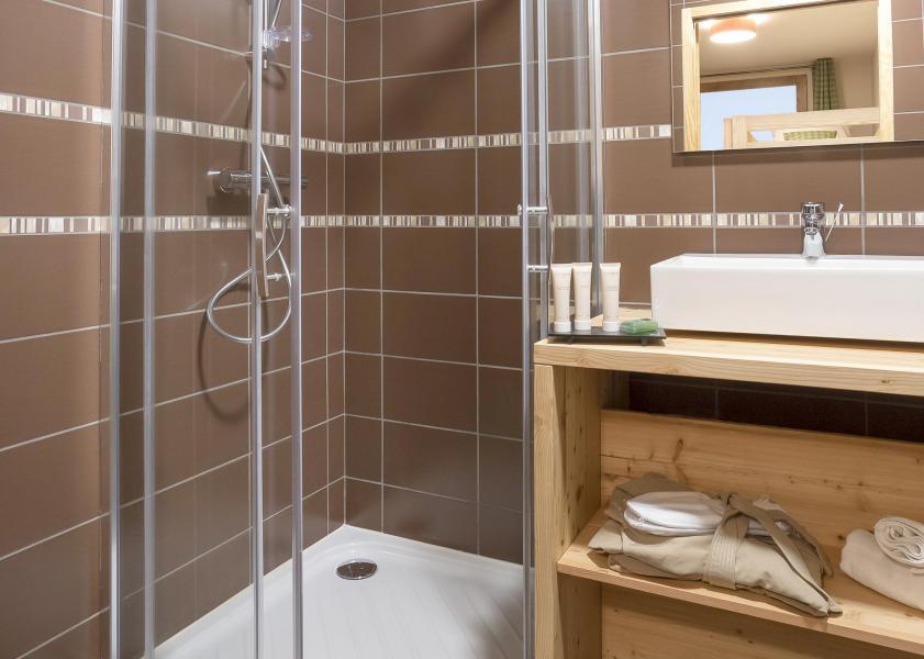 Rent in ski resort Résidence Club MMV L'Altaviva - Tignes - Bathroom