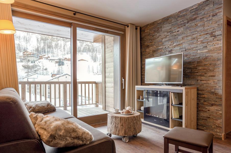 Alquiler al esquí Résidence Club MMV L'Altaviva - Tignes - Estancia