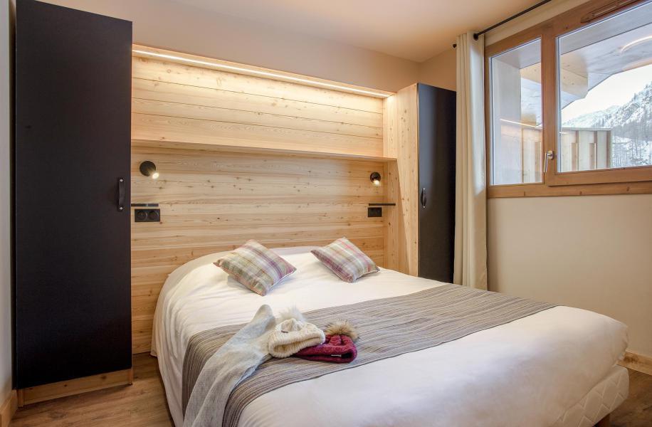 Alquiler al esquí Résidence Club MMV L'Altaviva - Tignes - Habitación