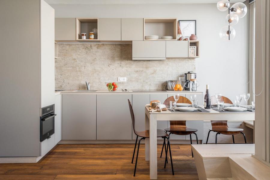 Skiverleih 2-Zimmer-Holzhütte für 6 Personen (0FP) - Résidence Combe Folle - Tignes