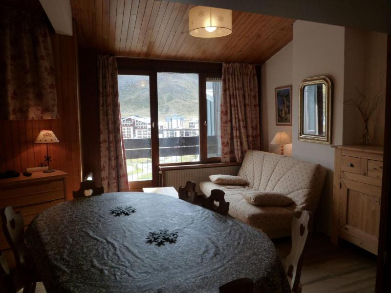 Location au ski Appartement 3 pièces 8 personnes (117) - Residence Curling B - Tignes - Appartement
