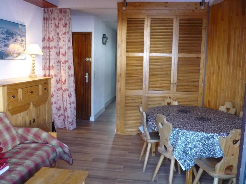 Location au ski Appartement 3 pièces 8 personnes (117) - Residence Curling B - Tignes - Séjour