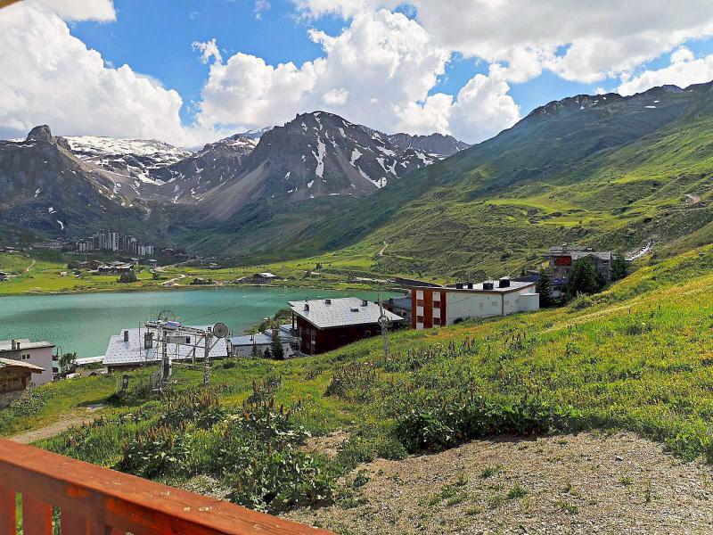 Location au ski Studio cabine 4 personnes (007) - Résidence Divaria - Tignes