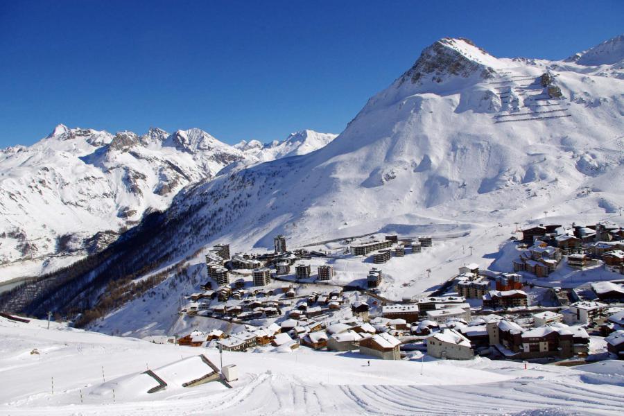 Каникулы в горах Résidence Home Club 1 - Tignes - зимой под открытым небом