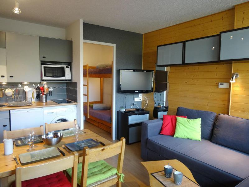 Location au ski Studio coin montagne 4 personnes (164) - Résidence Home Club - Tignes - Appartement