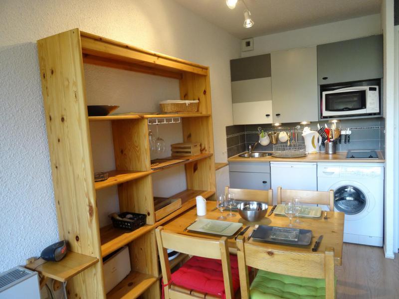 Location au ski Studio coin montagne 4 personnes (164) - Résidence Home Club - Tignes - Cuisine