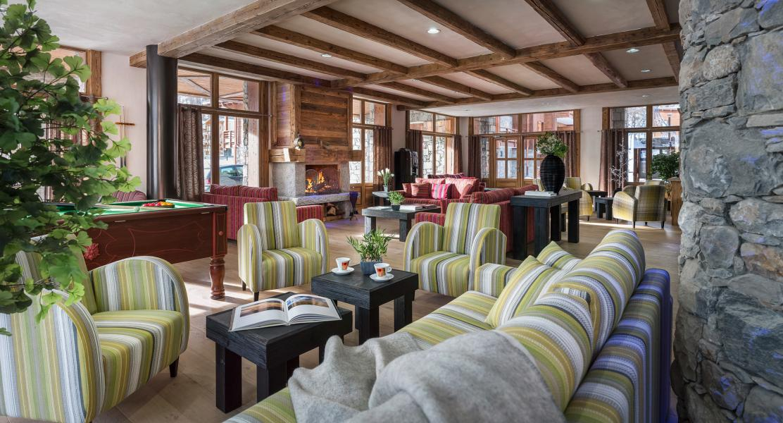 Location au ski Residence Kalinda Village - Tignes - Réception