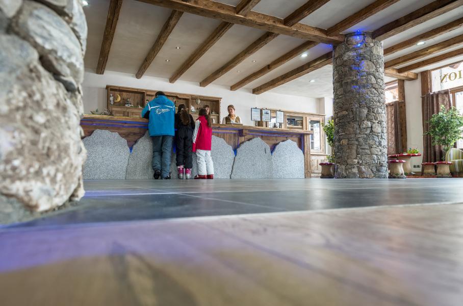 Location au ski Résidence Kalinda Village - Tignes - Réception