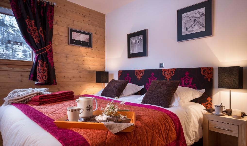Skiverleih Résidence Kalinda Village - Tignes - Schlafzimmer