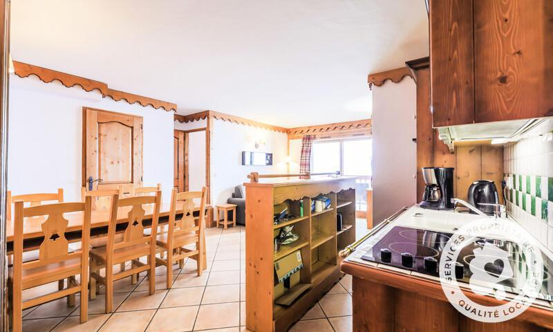 Аренда на лыжном курорте Апартаменты 4 комнат 8 чел. (Sélection 59m²-1) - Résidence l'Ecrin des Neiges - Maeva Home - Tignes - зимой под открытым небом