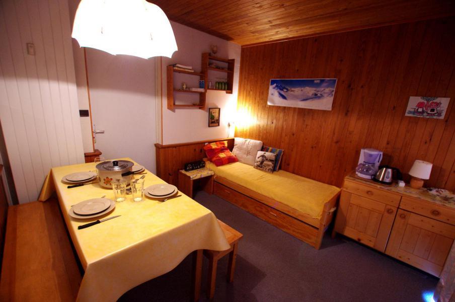 Skiverleih 2-Zimmer-Appartment für 5 Personen (06CL) - Résidence la Grande Casse - Tignes - Einfache Klappschlafcouch