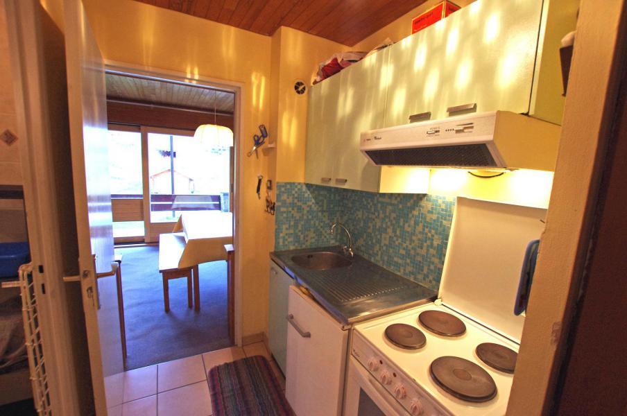 Skiverleih 2-Zimmer-Appartment für 5 Personen (06CL) - Résidence la Grande Casse - Tignes - Kochnische