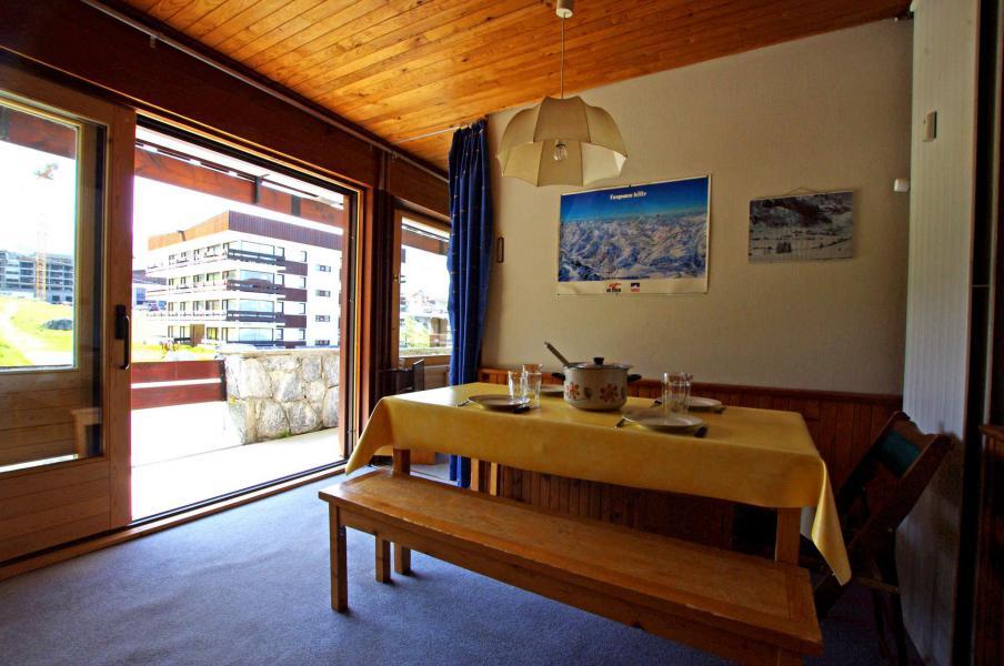 Skiverleih 2-Zimmer-Appartment für 5 Personen (06CL) - Résidence la Grande Casse - Tignes - Wohnzimmer
