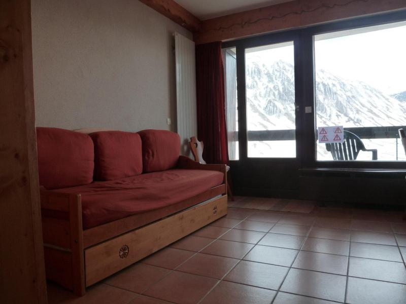 Location au ski Studio coin montagne 4 personnes (862) - Residence Le Bec Rouge - Tignes