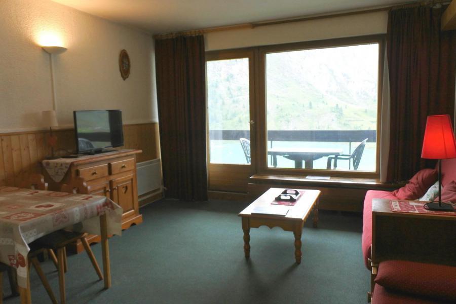 Location au ski Studio 4 personnes (272) - Résidence le Bec Rouge - Tignes
