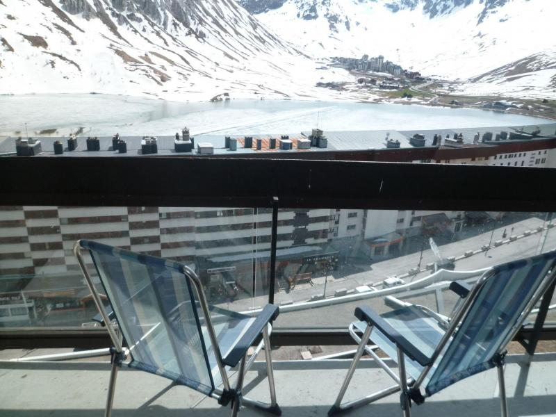 Location au ski Studio 3 personnes (982) - Residence Le Bec Rouge - Tignes