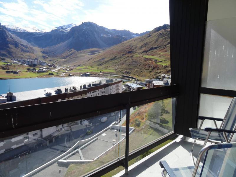 Location au ski Studio 3 personnes (982) - Résidence le Bec Rouge - Tignes