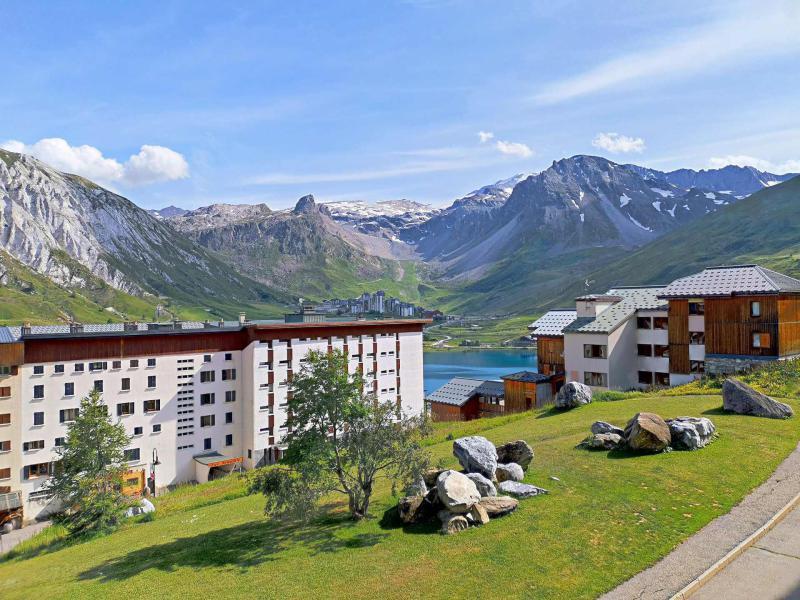 Wynajem na narty Apartament 3 pokojowy 8 osób (453) - Résidence le Bec Rouge - Tignes