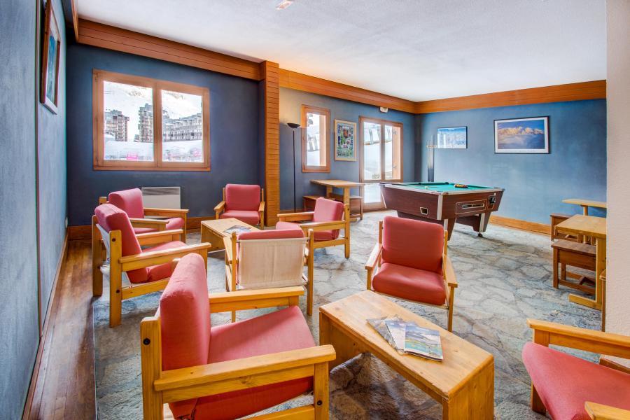 Location au ski Résidence le Borsat IV - Tignes - Réception