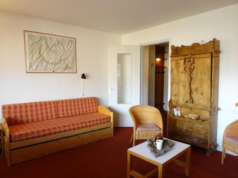Location au ski Appartement 2 pièces 6 personnes (026) - Résidence le Chalet de la Tour - Tignes - Séjour