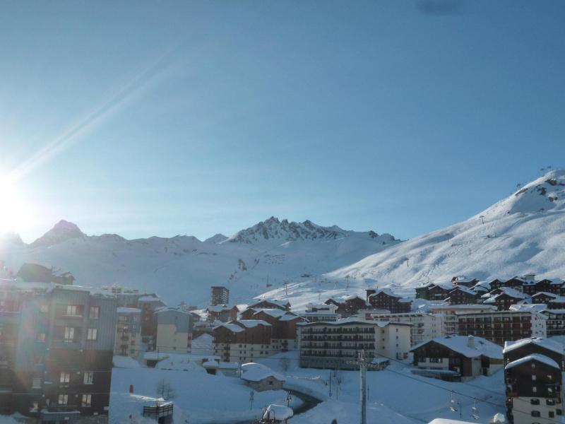 Location au ski Résidence le Grand Pré - Tignes - Extérieur hiver
