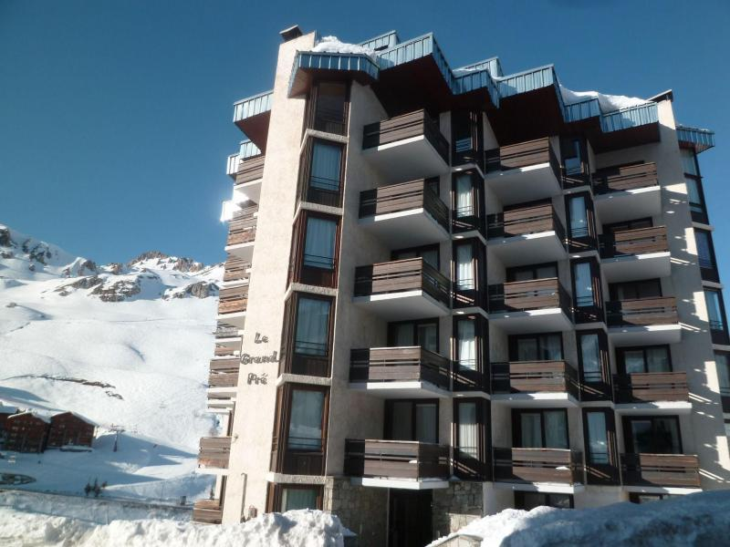 Location au ski Residence Le Grand Pre - Tignes