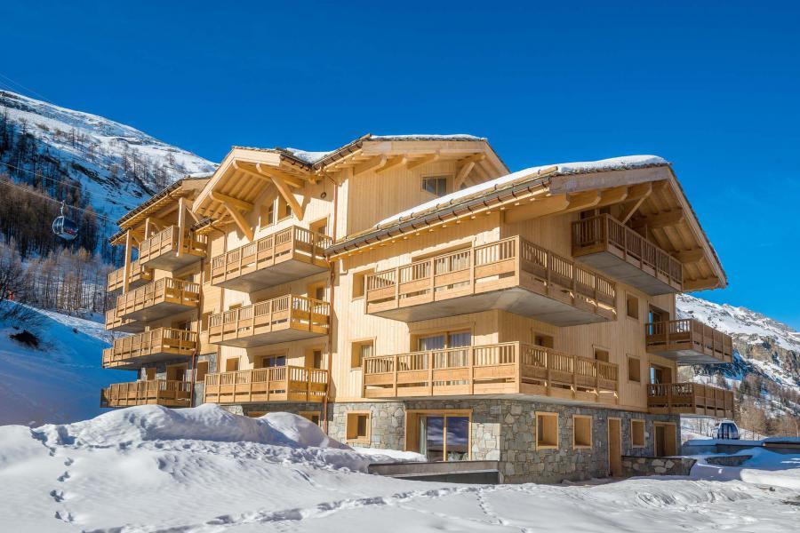 Location au ski Résidence le Lodge des Neiges C - Tignes
