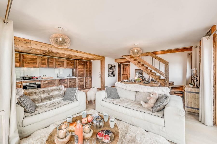Location au ski Appartement duplex 4 pièces 8 personnes (11P) - Résidence le Lodge des Neiges C - Tignes