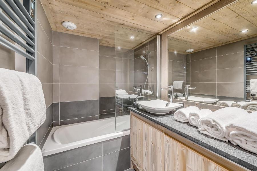 Location au ski Appartement 3 pièces 6 personnes (19P) - Résidence le Lodge des Neiges C - Tignes
