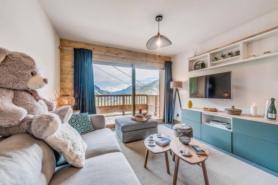 Location au ski Appartement 3 pièces 6 personnes (01P) - Résidence le Lodge des Neiges C - Tignes