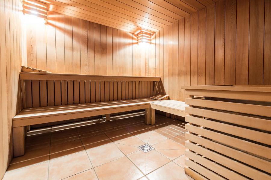 Location au ski Résidence le Lodge des Neiges - Tignes - Sauna